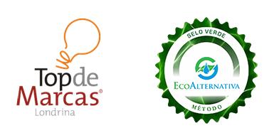 Top de Marcas - Londrina | Selo verde - EcoAlternativa